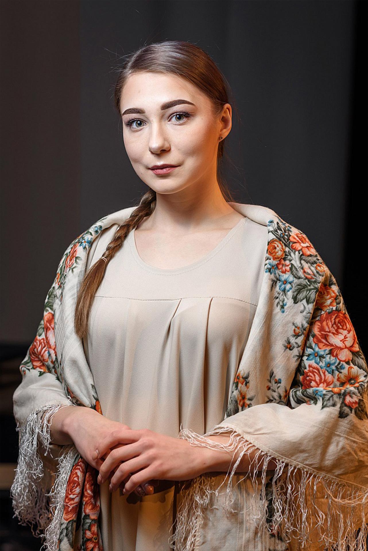 Спиридоненко Дарья